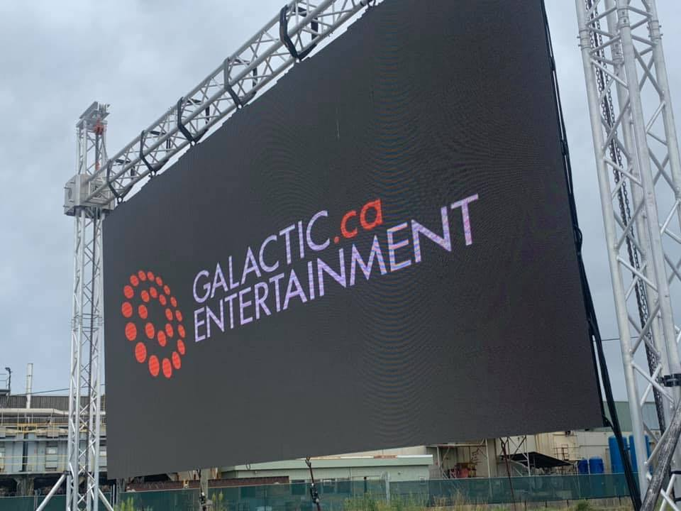 Galactic Entertainment Drive In Events